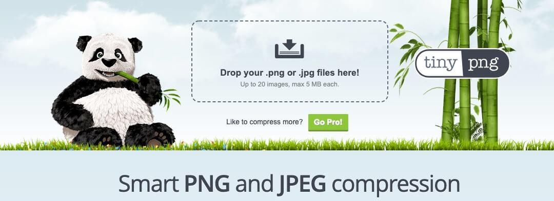 Jak komprese obrazků ovlivňuje dobu načítání vašich webových stránek