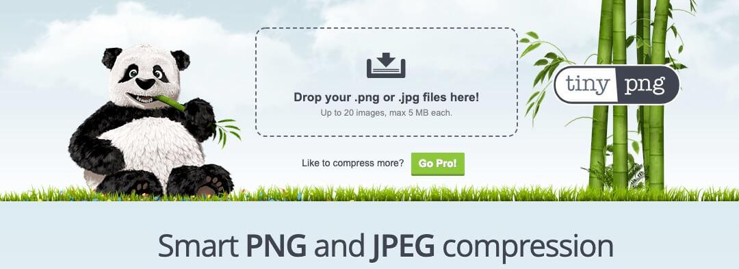 Nástroj pro online kompresi obrázků.